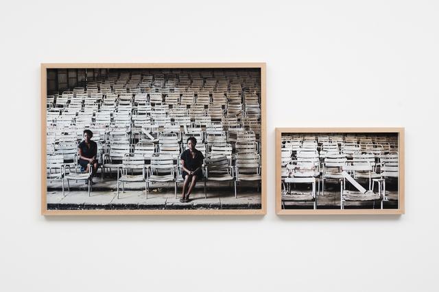 , 'Twins from the series Cinema Karl Marx,' 2017, Carlos Carvalho- Arte Contemporanea