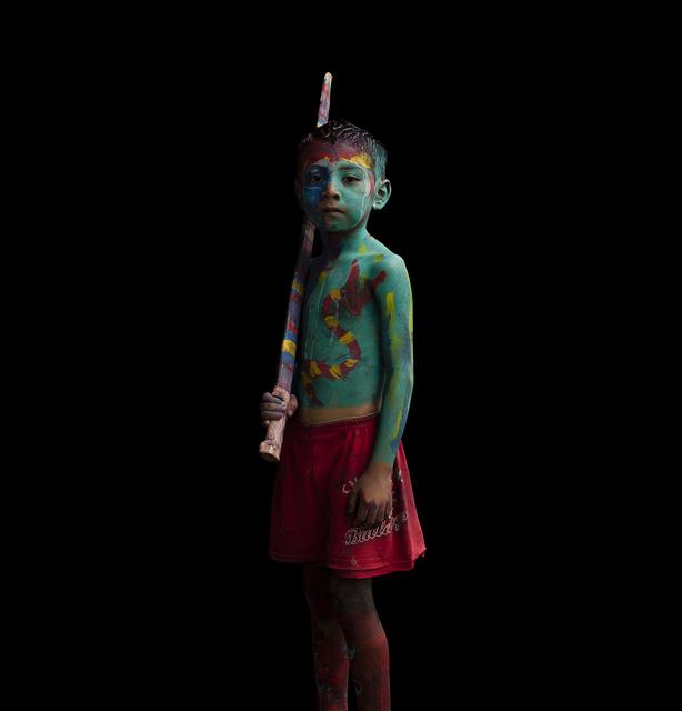 , 'Huastecam Cherubim VII,' 2018, Odon Wagner Gallery