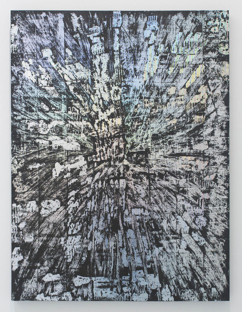 , 'Playmakelight,' 2015, The Hole