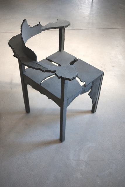 , 'Corner chair,' 2012, Southern Guild