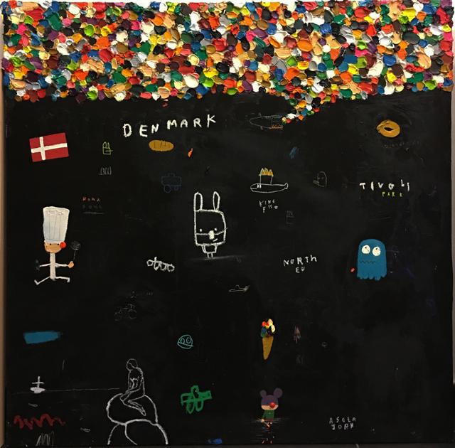 , 'Denmark,' 2018, PIGMENT GALLERY