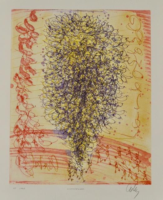 , 'Chandelier,' , Momentum Gallery