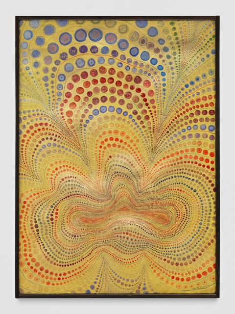 , 'WORK62-R,' 1962, Anne Mosseri-Marlio Galerie