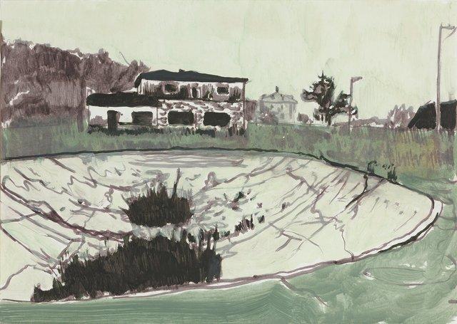 , 'Untitled (Kricket),' 1999, Victoria Miro