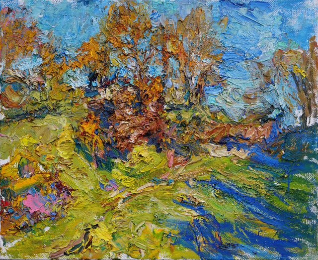 , 'Sunny Morning in Fall,' 2015, Gallery 1261