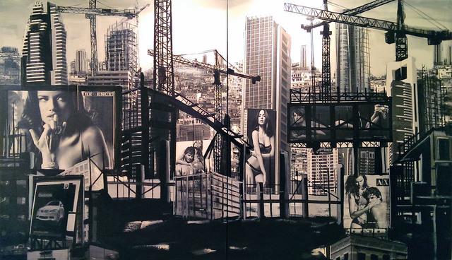 , 'Boardcity 1,' 2011, Ekavart Gallery