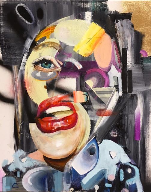 , 'Bystander 3,' 2017, Mirus Gallery