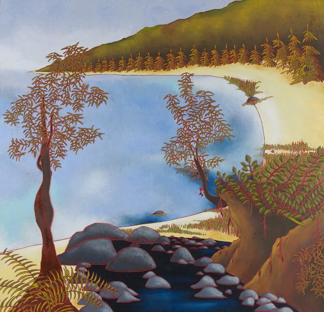 , 'La rivière et la mer,' 2015, Studio 21 Fine Art