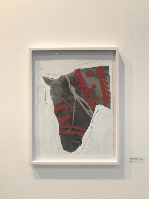 , 'Decorations for War Horses #2,' 2018, MATÈRIA