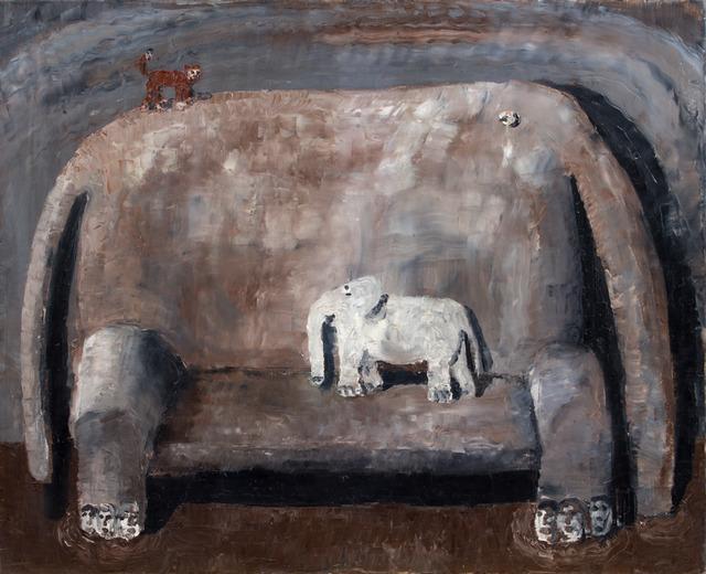 , 'Juntos ,' 2001, Lyle O. Reitzel