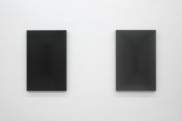 , 'Space-Series of Gray No.3 & 4,' 2017, EGG Gallery