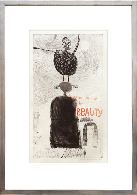 , 'Kaisarion and all His Beauty,' 1961, Peter Harrington Gallery