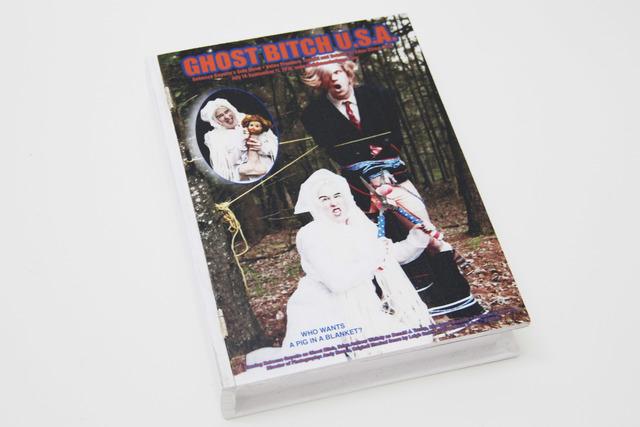 , 'Ghost Bitch U.S.A.,' 2016, Freight + Volume