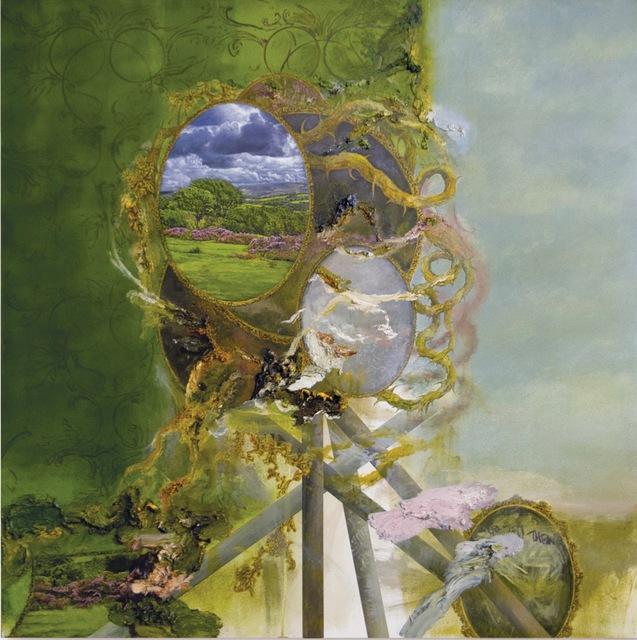 David Kim Whittaker, 'The Molecular Mirror (The Beautiful In Between)', 2019, Opera Gallery