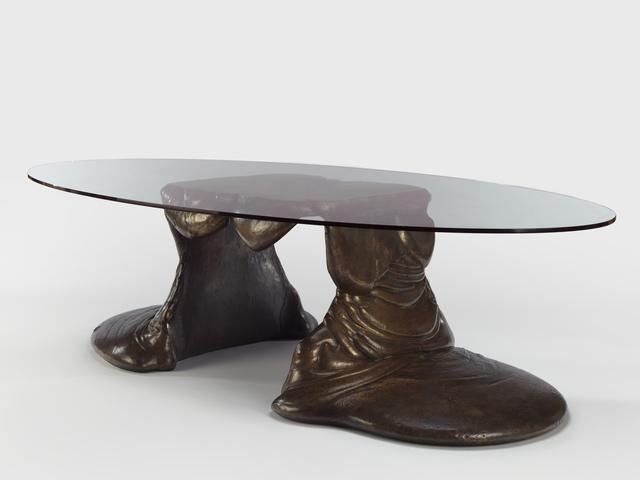 , 'Expansion Table,' 1977, Demisch Danant