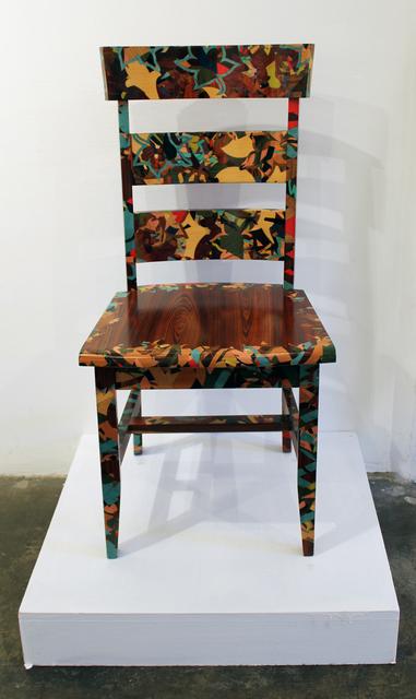 , 'Ladderback,' 2014, Robert Berman Gallery