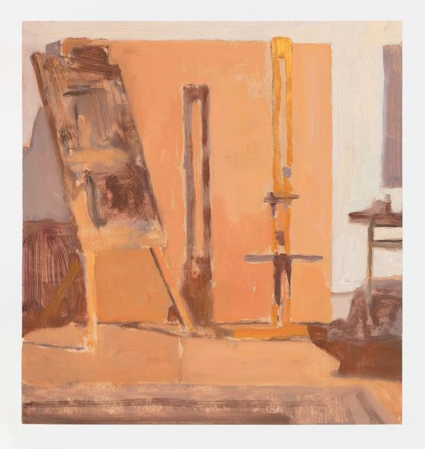 , 'Orange Studio,' 2017, Stevenson