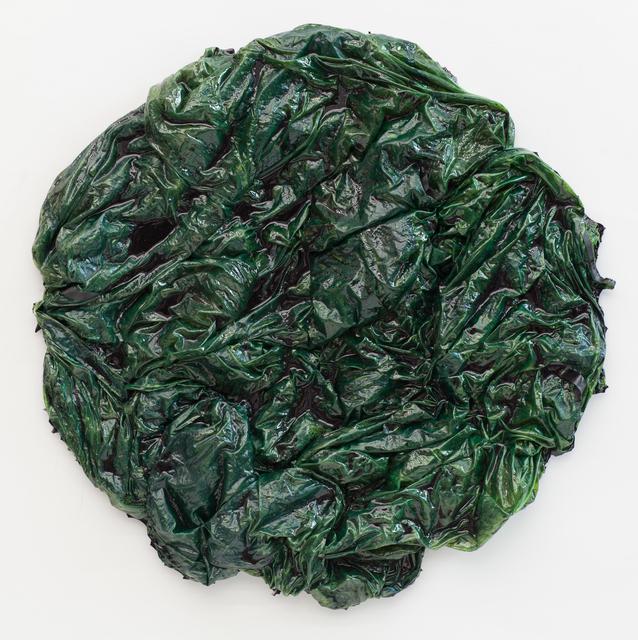, 'Parachute Object 15,' 2017, Galerie Nikolaus Ruzicska