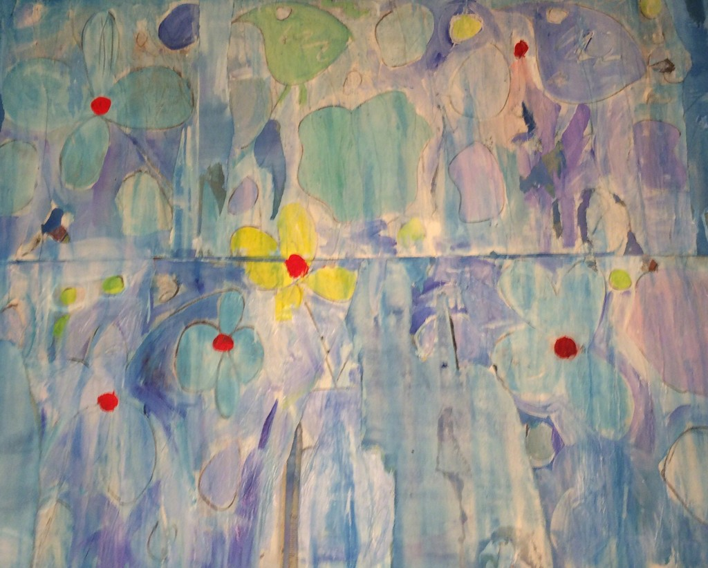 Mark cherry blue dawn available for sale artsy mark cherry blue dawn flower hewes izmirmasajfo Choice Image