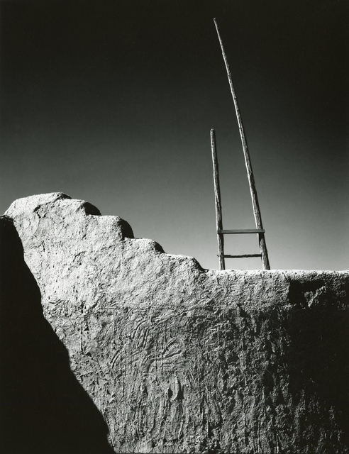 , 'Kiva, San Idelfonse, New Mexico,' 1973, Photography West Gallery