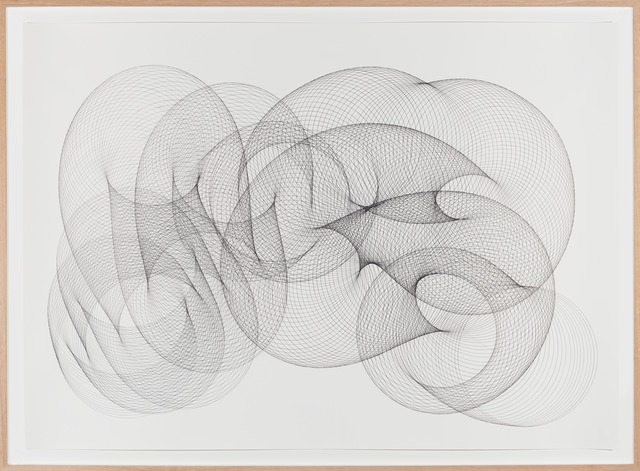 , 'Movimento Paper Ink Berlino 001,' 2013, Circle Culture