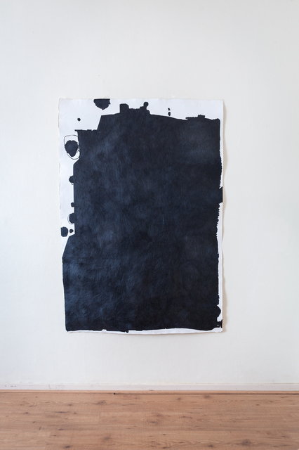 Aileen Kelly, 'Vista (ii)', 2017, Sculpture, Ink and graphite on handmade paper, Alfa Gallery