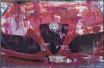 , 'Alpha Romeo Grille,' 2016, CGB Fine Art