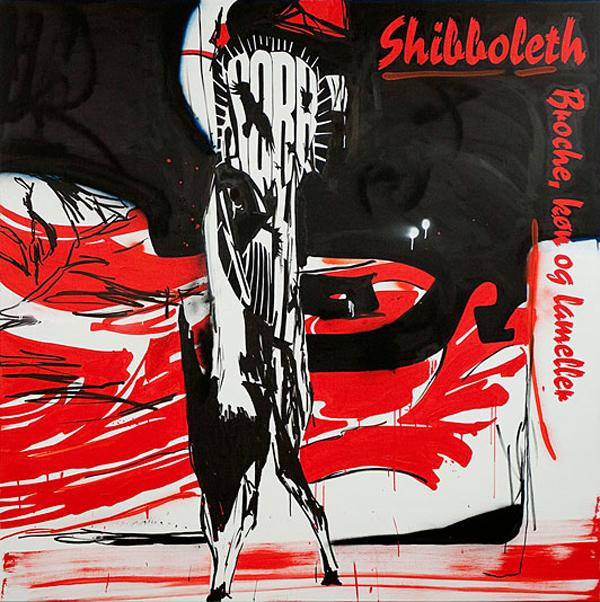 , 'A Band Named Shibboleth,' 2010, Galleri Tom Christoffersen