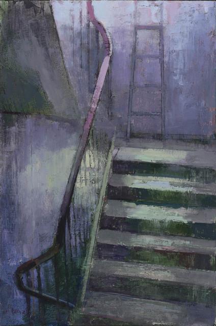 , 'Stairwell,' 2017, Sue Greenwood Fine Art
