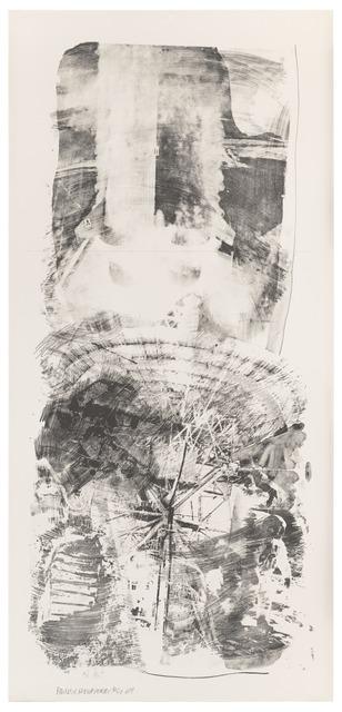 Robert Rauschenberg, 'Waves (Stoned Moon)', 1969, Print, Lithograph, San Francisco Museum of Modern Art (SFMOMA)
