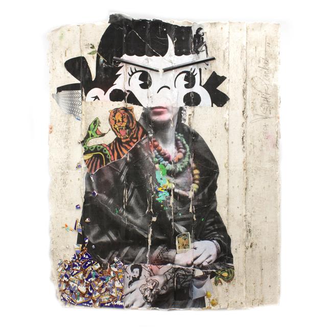 , 'Frida (Framed),' 2017, Station 16 Gallery