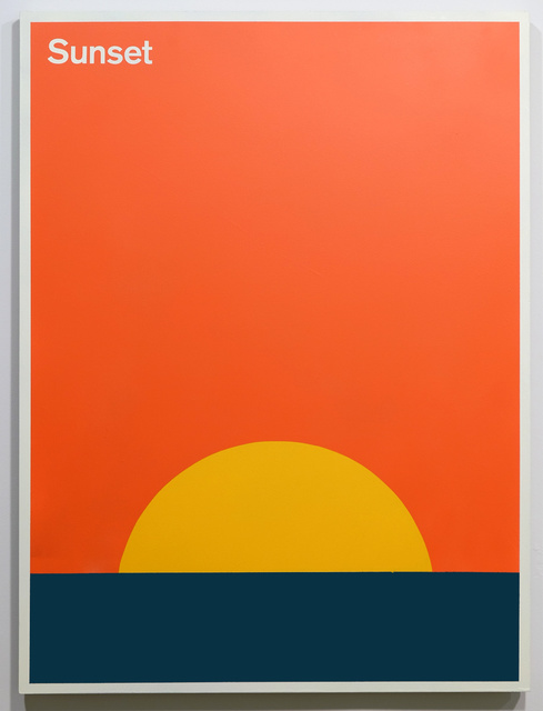 , 'Sunset,' 2015, Resource Art