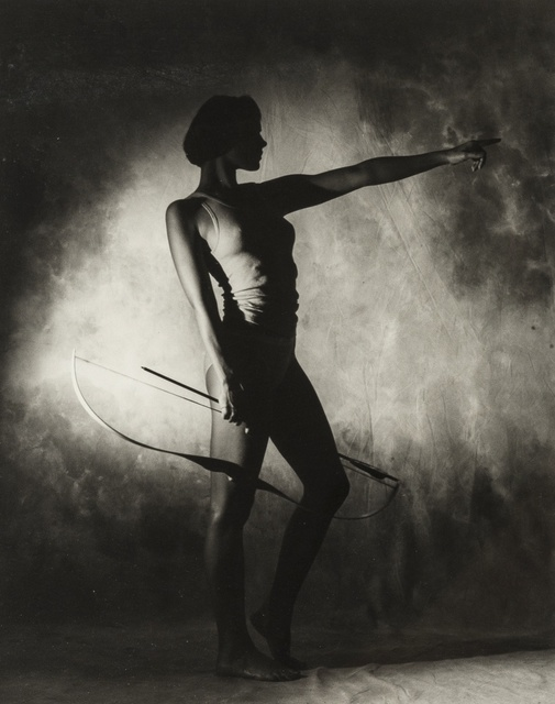 Horst P. Horst, 'Lingerie (Bow & Arrow)', 1982, Forum Auctions