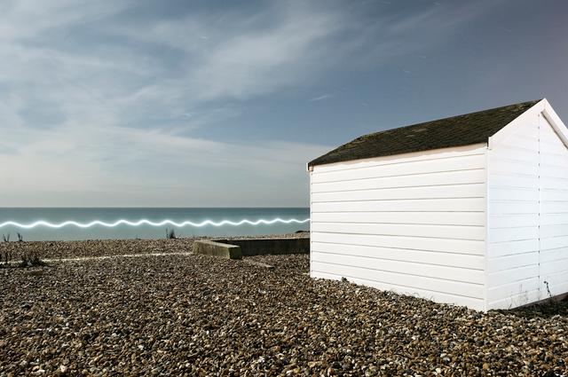 , 'White Hut, (Licht Series),' 2010, Holden Luntz Gallery