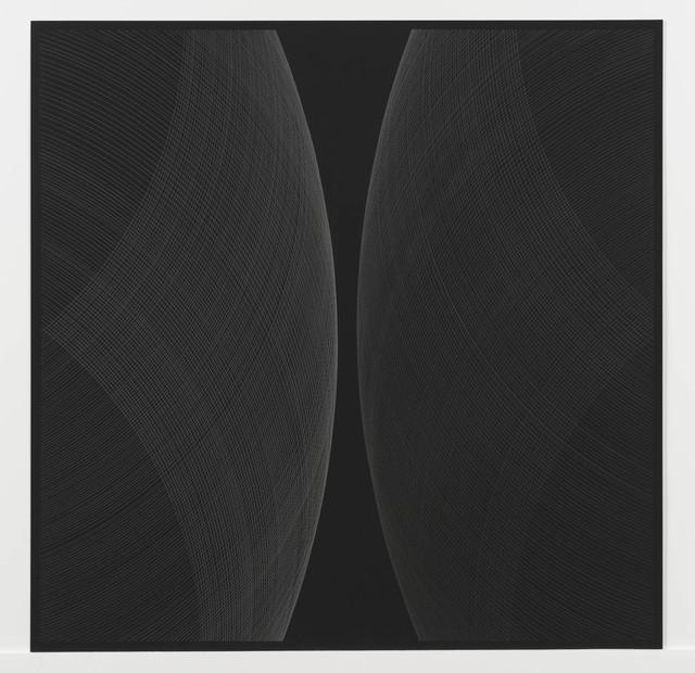 , 'Étude pour Dualité: le soleil A,' 2016, Galerie Antoine Ertaskiran