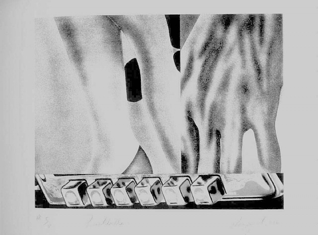 James Rosenquist, 'Pushbuttons', 1972, David Lawrence Gallery