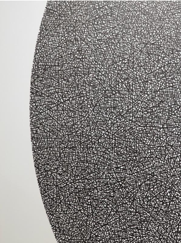 Wall Drawing #1180 (detail)