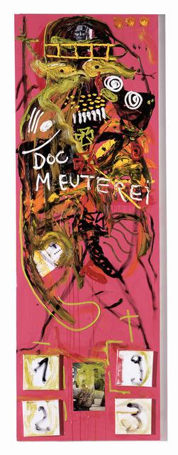 , 'Die Wahmmuschel besaß 8000 Perlen...,' 2006, Contemporary Fine Arts