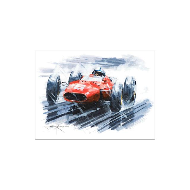 , 'A Racing Legend,' 2012, Whyte Fine Art