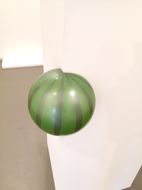 , 'In other words, put it differently, that is to say (Melon),' 2015, Sundaram Tagore Gallery