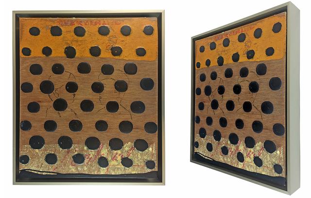 , 'Polka Dots No. 22,' 2016, FP Contemporary