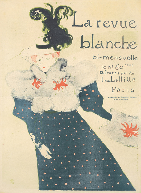 , 'La Revue Blanche,' 1895, Rennert's Gallery