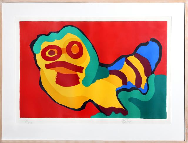 Karel Appel, 'Untitled - Caterpillar II', 1974, RoGallery