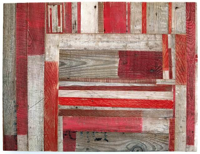 Ovidiu Anton, '60 Streifen', 2015, Christine König Galerie