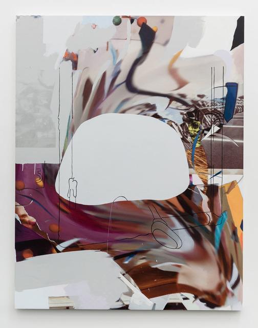 , 'Whirpool Frigidaire (Drifting Snow),' 2015, Anat Ebgi