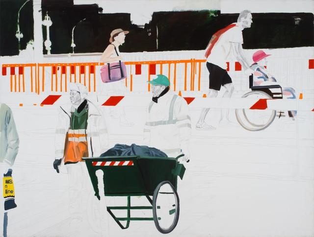 , 'Le Promenade (Promenade),' 2009, Inda Gallery