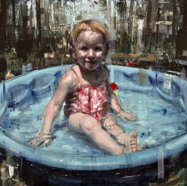 , 'The Pool in the Woods ,' ca. 2012, Stanek Gallery