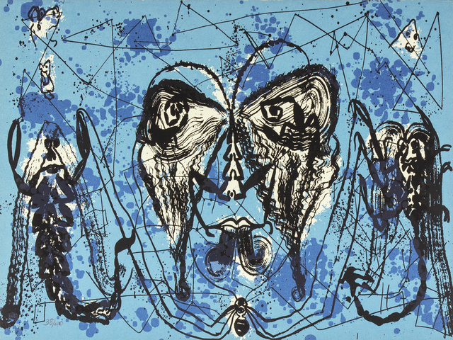 Sergio Hernández, 'Aracnido', Bernardini Art Gallery & Auction House