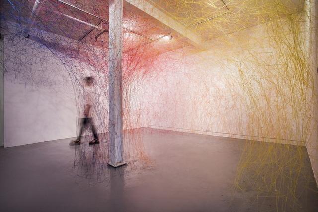 , '…where…,' 2015, Savina Museum of Contemporary Art