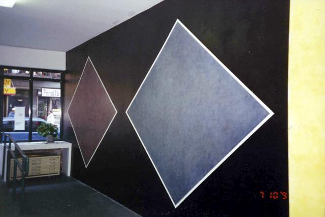 , 'Sol LeWitt: Wall Drawing #731B,' 2014, EXILE